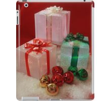A Time for Giving iPad Case/Skin