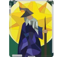 The Wizard iPad Case/Skin