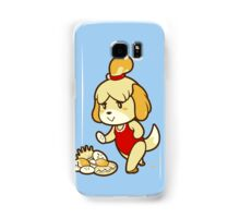 Isabelle's Day Off Samsung Galaxy Case/Skin