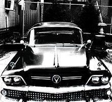 Roadmaster ( black & white ) by starvinartist