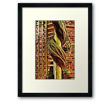 """""""The Vine"""" Framed Print"""