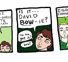 David Bow-ie by reparrish