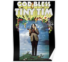God Bless Tiny Tim Poster