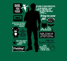 Dean Winchester Quotes T-Shirt