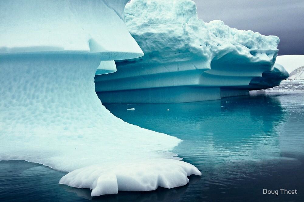Sculptured Iceberg I by Doug Thost