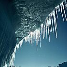 Iceberg Icicles by Doug Thost