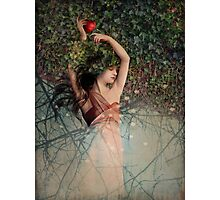 Snow White (Schneewittchen) Photographic Print