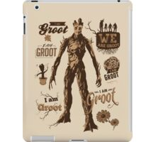 Guess Who I Am iPad Case/Skin