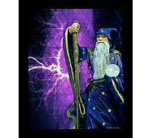 The Conjurer Photographic Print
