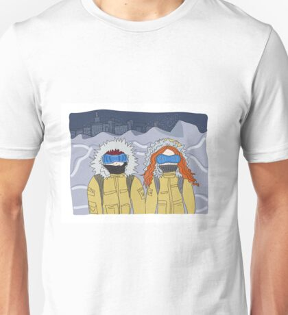 the day after tomorrow Unisex T-Shirt