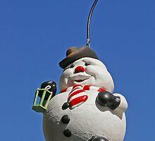 Frosty the Snowman. by Aussiebluey