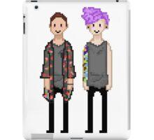 twenty one pixels iPad Case/Skin
