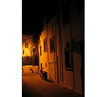 Dark Corners Photographic Print