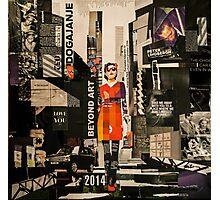 Fashion street Photographic Print