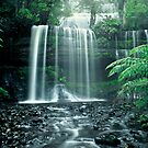 Russell Falls by Doug Thost