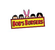 The Belchers Photographic Print
