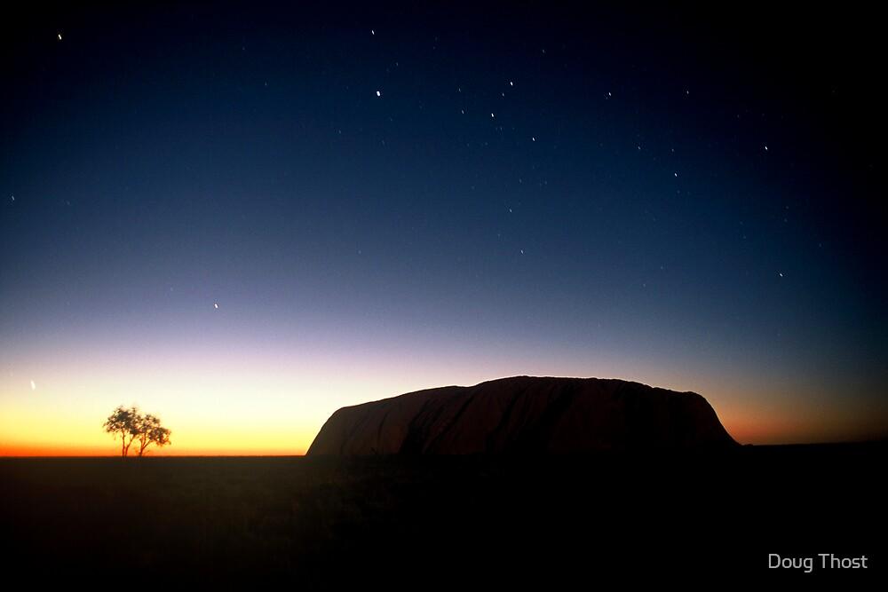 Uluru Sunrise by Doug Thost