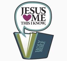 Jesus Loves Me by weshine