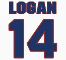 National Hockey player Dave Logan jersey 14 T-Shirt