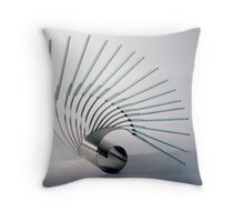 Turnings Throw Pillow