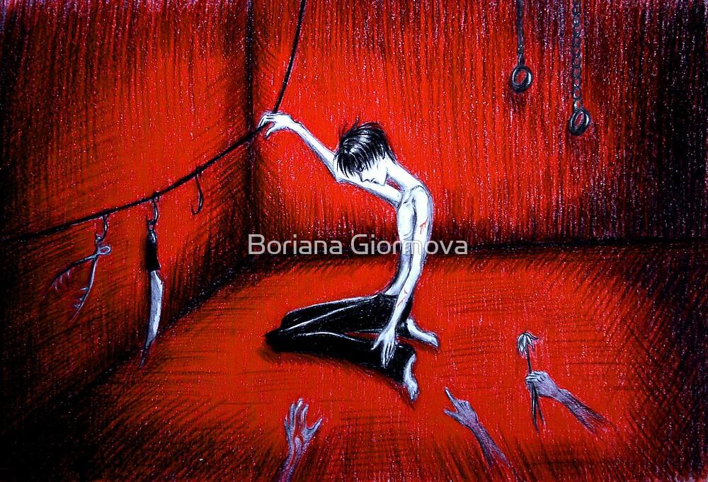I Could Not Resist by Boriana Giormova