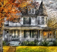 Classic Victorian  by Mike  Savad