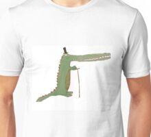 Classy Crocodile Unisex T-Shirt