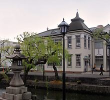 Kurashiki Bikan in the Evening by Harlequitmix