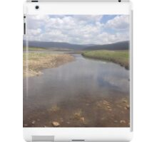 Eucumbene River at Providence Portal iPad Case/Skin