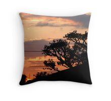 Kurashiki Sunset Throw Pillow