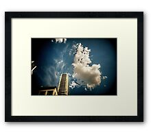 Cloudfire #1 Framed Print