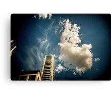 Cloudfire #1 Canvas Print