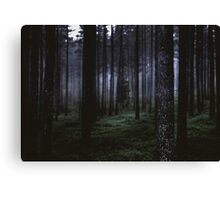 How deep will you go? Canvas Print