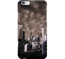 Infrared Morning Erections iPhone Case/Skin
