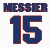 National Hockey player Eric Messier jersey 15 by imsport