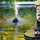 Pretty Fountain by Astrid Pardew