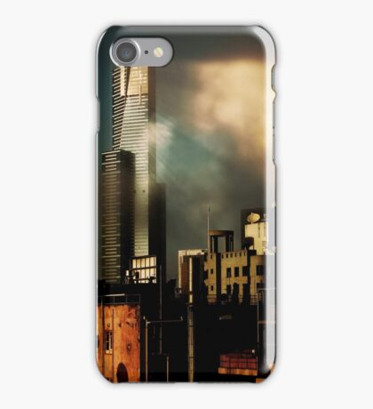 It Came From the Fog iPhone Case/Skin