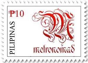 Stamp by metronomad