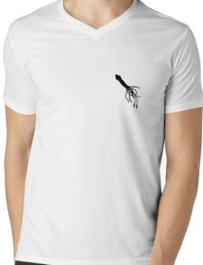 Squid Mens V-Neck T-Shirt