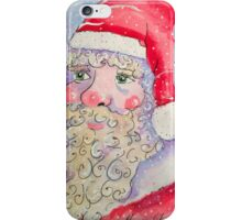 Santa Claus iPhone Case/Skin