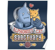 Alphonse's Cat Sanctuary Poster