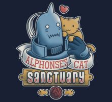 Alphonse's Cat Sanctuary by Adho1982