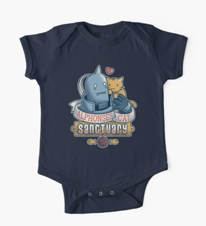 Alphonse's Cat Sanctuary Kids Clothes