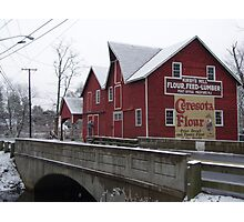 Kirby's Mill Photographic Print
