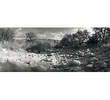 Evening in the Arroyo Photographic Print