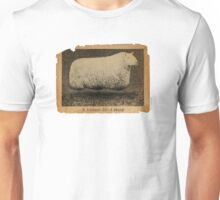 The Helium Filled Sheep Unisex T-Shirt