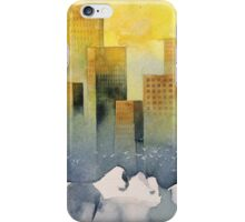 Goodmorning Manhattan, again iPhone Case/Skin