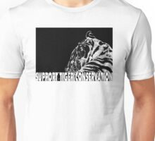 Support Tiger Conservation Unisex T-Shirt