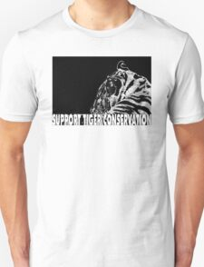 Support Tiger Conservation T-Shirt