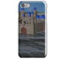 Water Castle iPhone Case/Skin